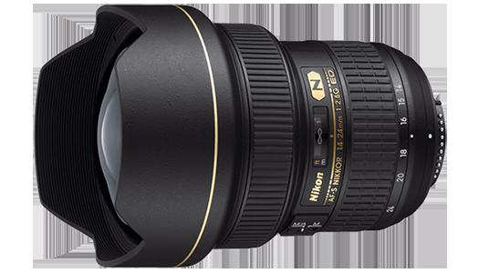 Nikon AF-S 14-24mm