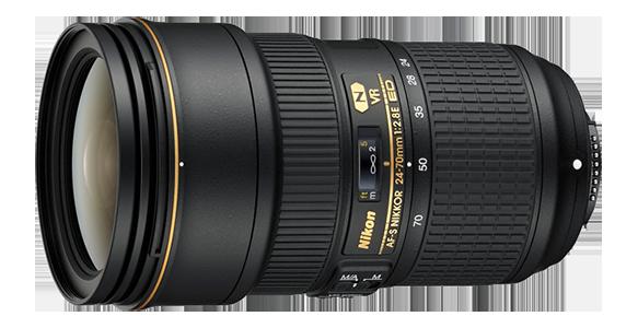 Nikon AF-S 24-70mm