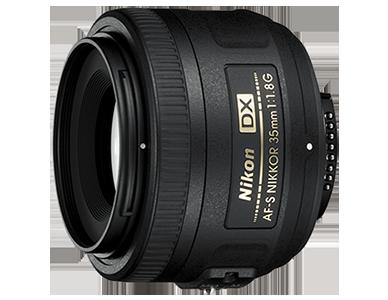 Nikon AF-S DX 35mm